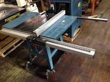 Used Jet Contractor Saw JWTS-10
