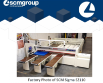 2015 SCM SIGMA SZ 110 PLASTIC S