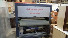 "QUICKWOOD 52"" Denibbing Sander"