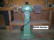 Ecco sanding pedistal fladder/b