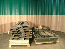 Used Jarke SC-8AJ Lumber Rackin