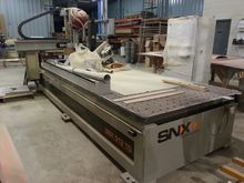 Used SNX 512 TG CNC Router