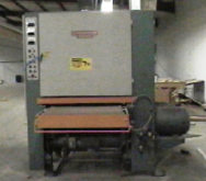 "CEMCO Wide Belt Sander 37"" Mode"