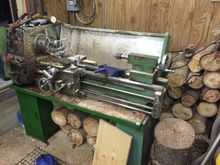 Used 12x36 Metal lathe with aut