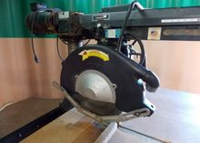 Used Original Radial Arm Saw Mo