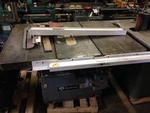 Rockwell-Invicta RT40 Table Saw