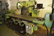 Milling machine ZAYER 1000AM