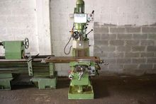 Milling machine HOLKE F10V