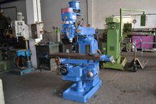 Milling Machine ANAYAK FV2