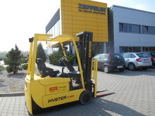 Hyster J1.60XMT 2007