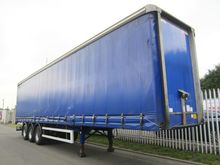 2009 MONTRACON 4.4m Curtainside