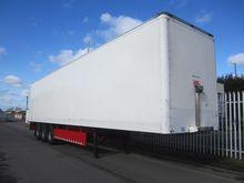 2009 SDC 4.29m Boxvan #3394