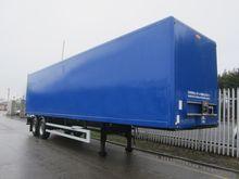 2009 DON BUR 4.1m Boxvan #3399