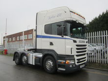 Used 2012 SCANIA R S