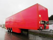 2005 CARTWRIGHT 4.24m Boxvans #