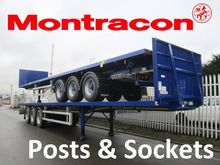 2017 MONTRACON Heavy Duty Flatb