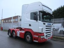 Used 2008 SCANIA R S
