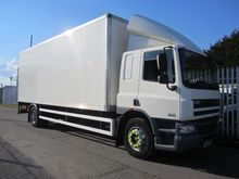 2010 DAF CF65.220 Tail-lift Box