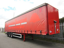 2007 MONTRACON 4m Curtainsider