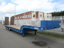2002 ANDOVER Low Loader #3444