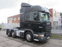 2010 SCANIA G400 Highline 6×2 U