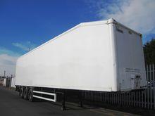 2010 DON BUR Donbur 4.5m Boxvan