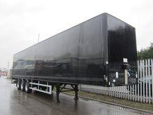 2005 SDC 4m Boxvan #3398