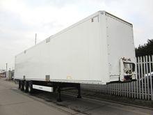 2011 KRONE 4.1m Boxvan #3387