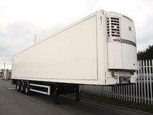 2005 SOR Refrigerated Boxvan TR