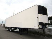 2001 CHEREAU Refrigerated Box 3