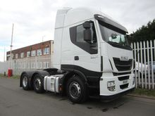 Used 2015 IVECO STRA
