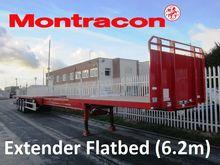 MONTRACON Extendable Flatbeds 3