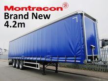 MONTRACON 4.2m Curtainsider 328
