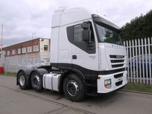 Used 2011 IVECO STRA