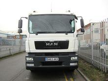 2013 MAN TGM 18.250 Boxvan Slee