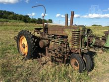 Used JOHN DEERE A in