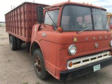 1966 FORD C600