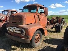 Used FORD F600 in Ma