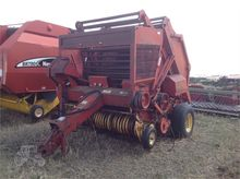 Used HOLLAND 852 in