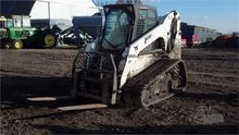 Used BOBCAT T300 in