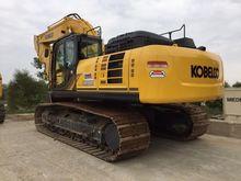2015 KOBELCO SK500 LC-9