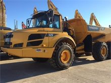 Used 2013 VOLVO A25F