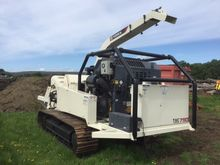 "Terex TAC790 21"" Drum Chipper"