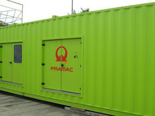2011 Generator Pramac GCW1770 I