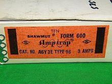 New Shawmut 600 Amp-