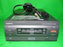 Sanyo DSR-M810 Digital Video Re
