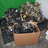 Niosh Huge Lot of SCBA Equipmen