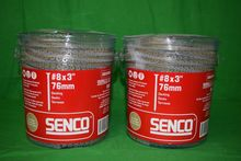Two Senco 800 Count (1600) #8x3