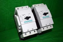 Lot of 2 Siemens 3rv1041-4ka10