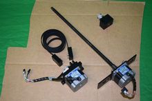 Lot of 2 EAD Stepping Motor 3.9